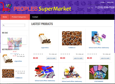 Peoples Super Market USA