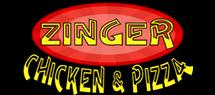 zinger chicken & pizza