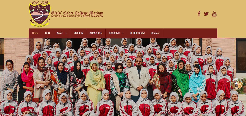 Girls Cadet College, Mardan