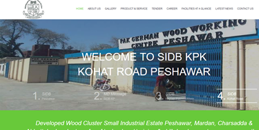 Small Industries Development Board (SIDB) Government of Khyber Pakhtunkhwa