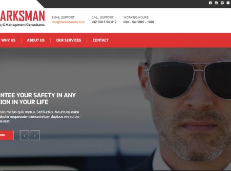 Maskman Management & Security Services