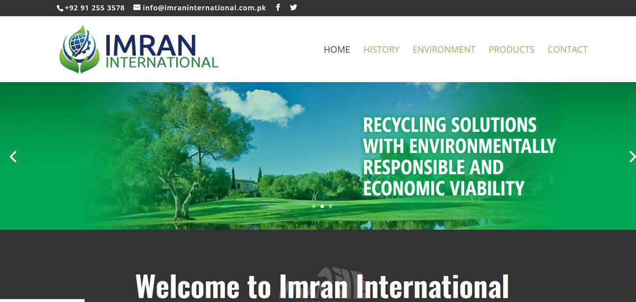 Imran International, Importers & Exporters, Paksitan