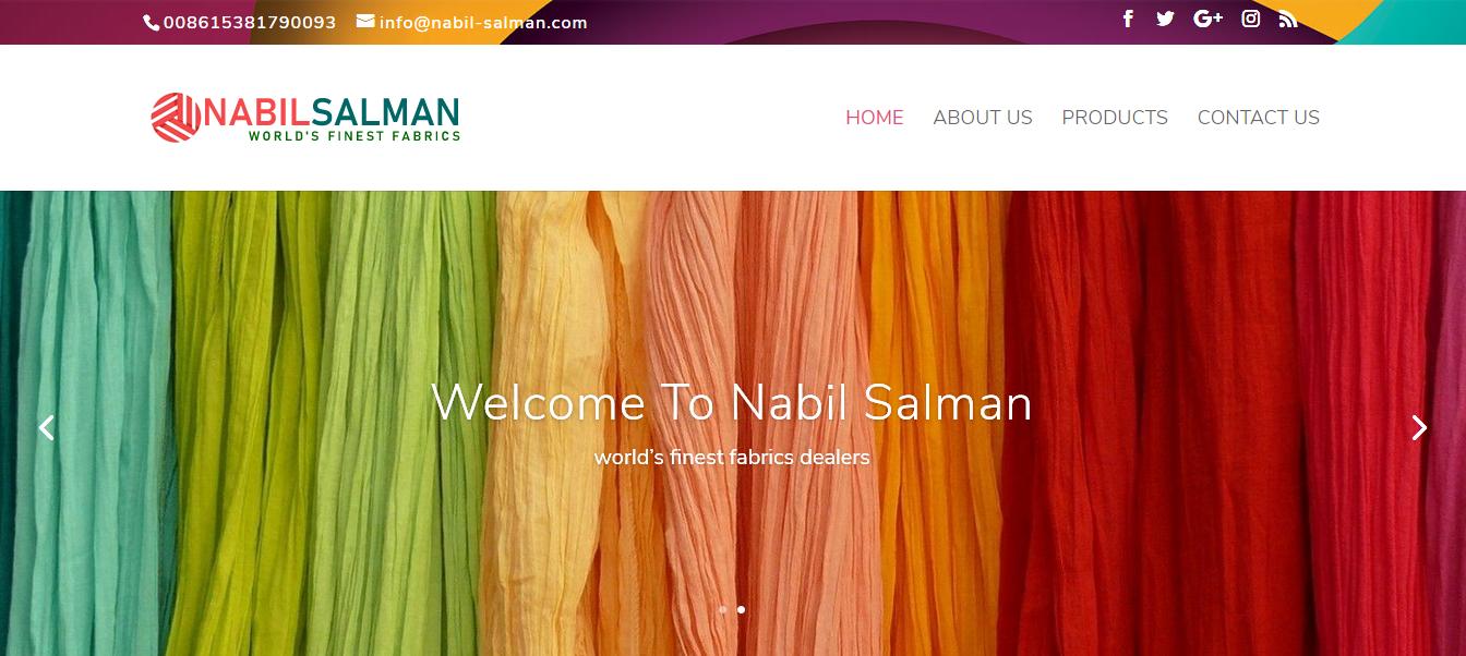 Nabil-Salman Fabric Importers