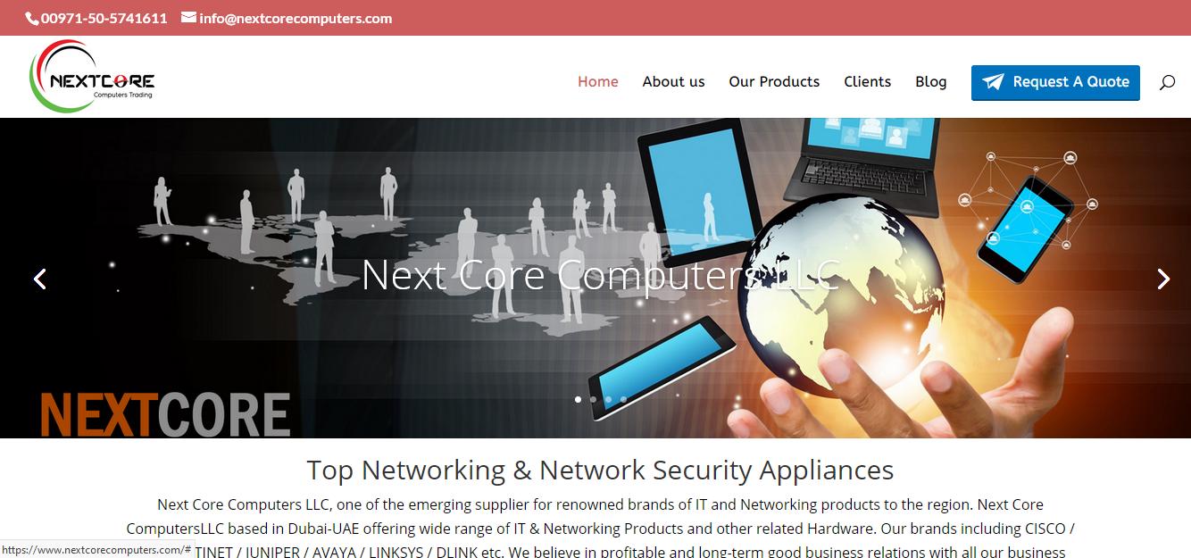 Next Core Computers LLC UAE